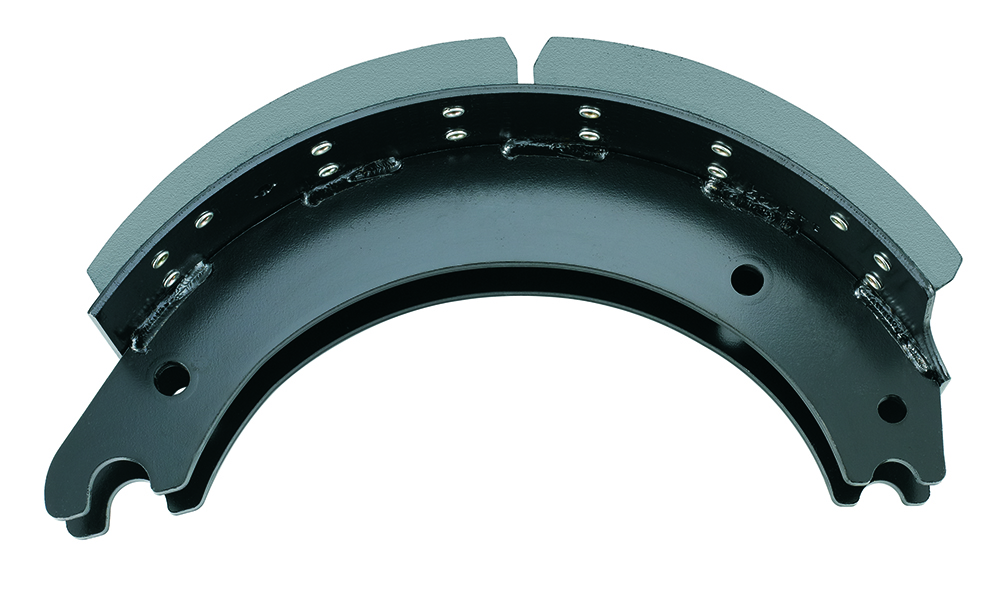 Brake Drums And Linings : Extra heavy duty brake linings