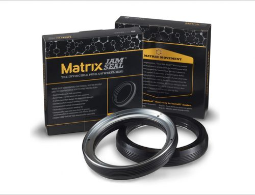 "Matrix JamSeal Turns Wheel Seal Installations Into ""Jam"" Sessions"